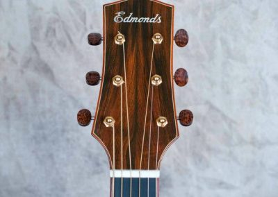 Zac's headstock